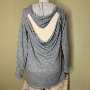 Mossimo Back Out Hoodie